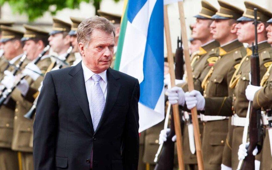 Президент Финляндии: позиция Путина по Крыму и Восточной Украине не изменилась, что мешает сближению России с Европой