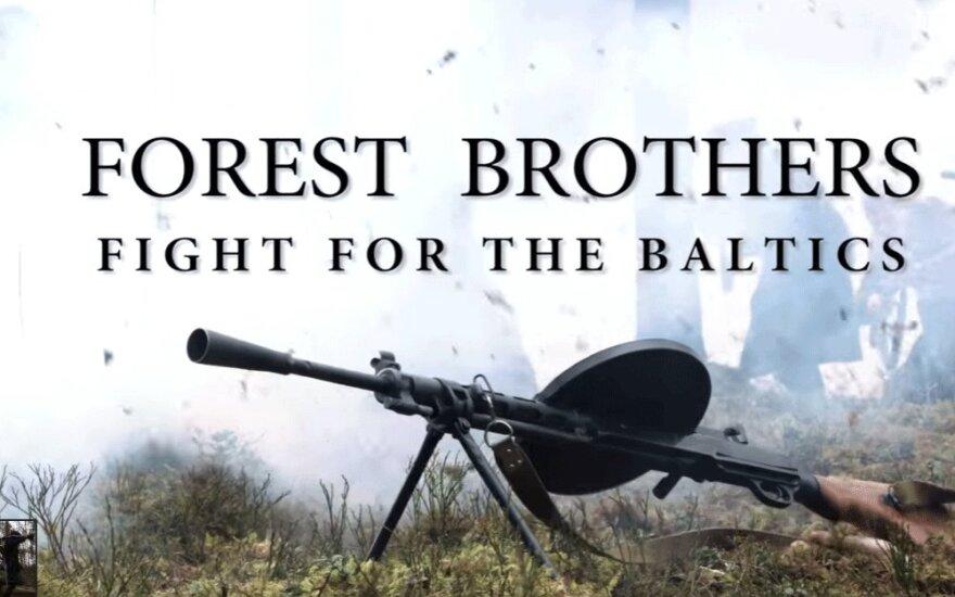 """Фильм НАТО о """"лесных братьях"""" возмутил российских чиновников: это фашистские недобитки"""