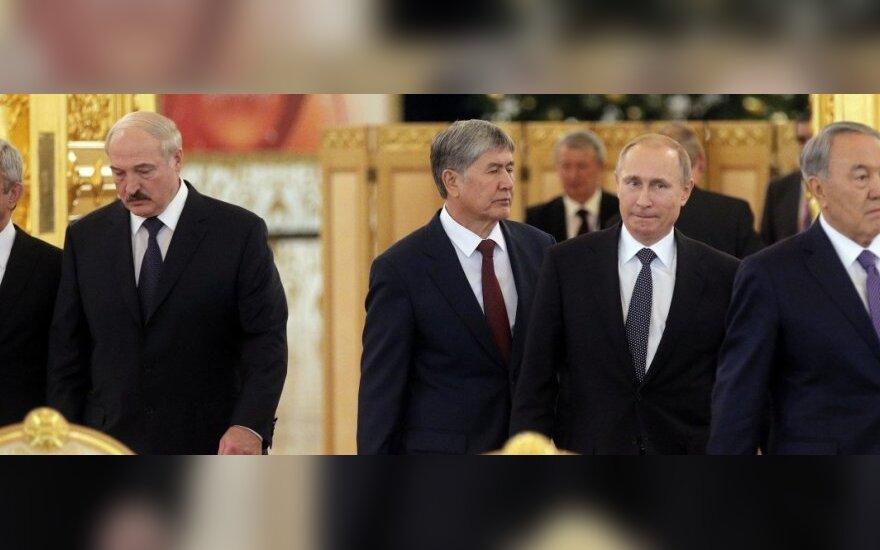 Įkurta Eurazijos Ekonominė Sąjunga