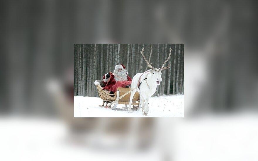 Санта-Клаус раздал подарки под присмотром NORAD и Google