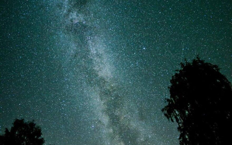 На Столовой горе – наблюдение за атмосферными явлениями