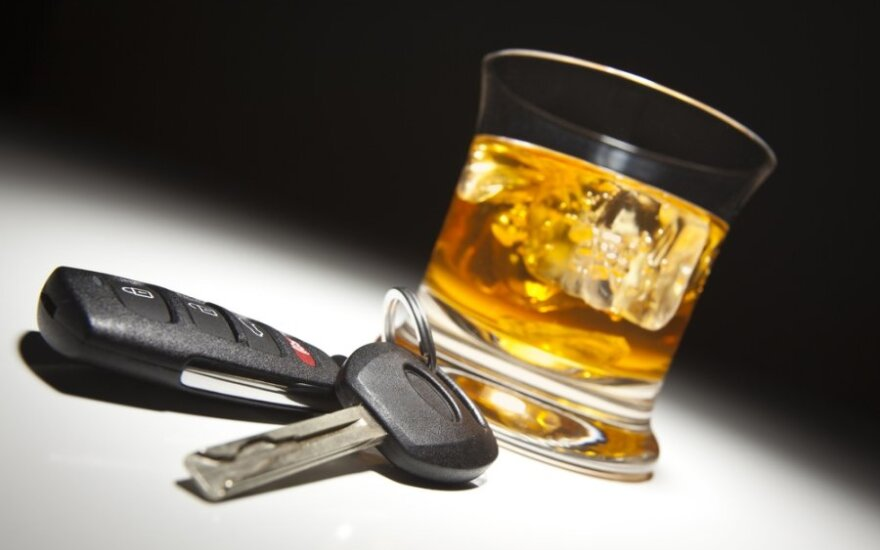 В Утене задержан пьяный криминалист из Молетай