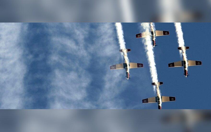 ВВС Израиля нанесли 5 ударов по территории сектора Газа