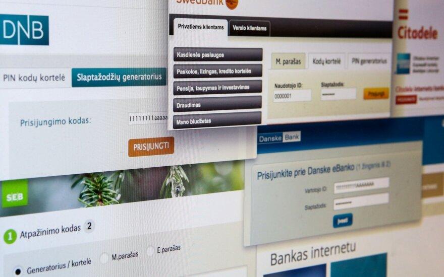 В планах - проверка счетов граждан Литвы
