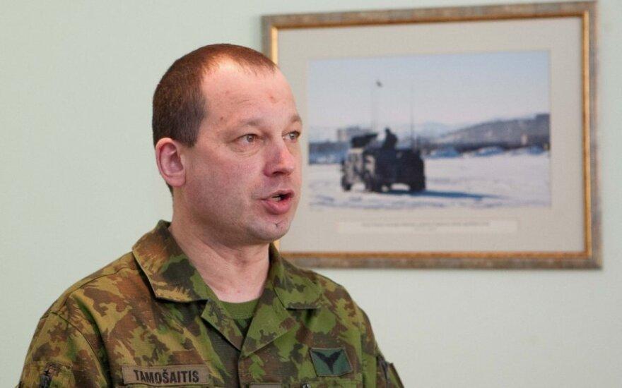 Генерал: литовская армия приобрела уникальный опыт в афганской провинции Гор
