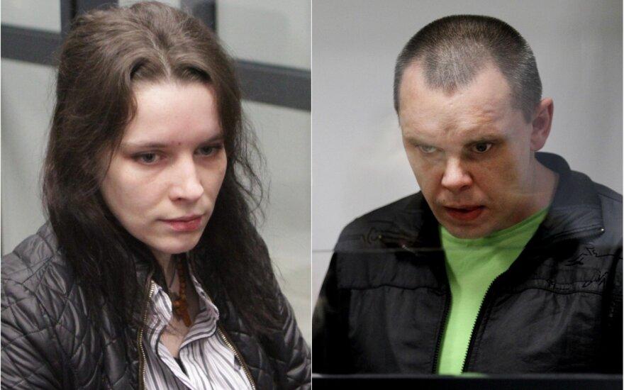 Cвадьба в литовской тюрьме: осужденный за двойное убийство женится на обвиняемой в убийстве ребенка