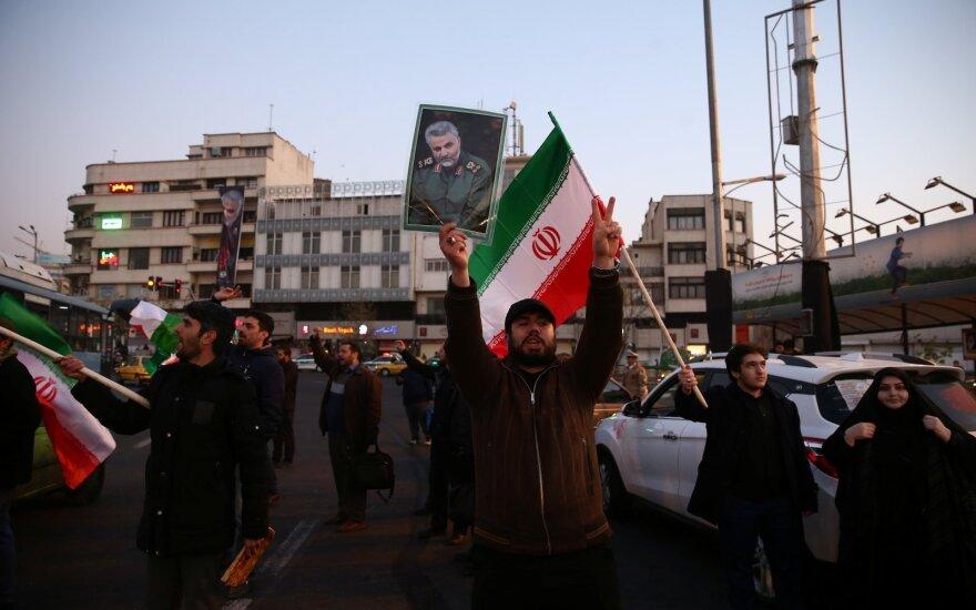 Россия и Украина приостановили полеты в воздушном пространстве над Ираном и Ираком