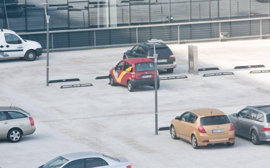 Предложение мужчинам: паркинг повышенного уровня сложности