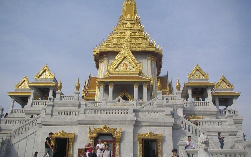 Для жителей Литвы могут отменить визы в Таиланд