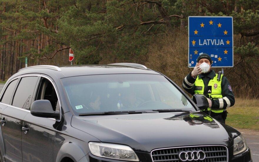 Минздрав Латвии: для приезжающих в страну литовцев может быть введена обязательная самоизоляция