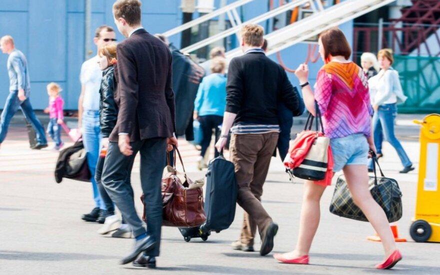 Для литовцев самое большое преимущество ЕС - свободное передвижение
