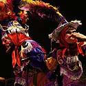 Tradicinis Gvatemalos šokis