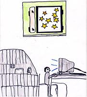 Internetas vaikų akimis. Edvinas Taparauskas. 10 m.