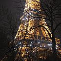 Eifelio bokštas, Paryžius, Prancūzija