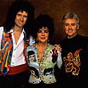 Elizabeth Taylor, Brianas May ir Rogeris Tayloras - 1992