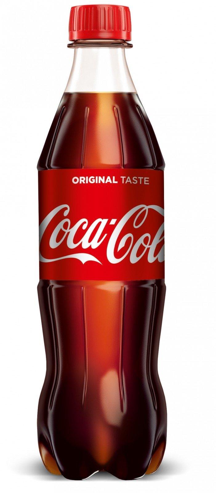 """""""Coca-Cola"""" vienodina gaminamų gėrimų prekės ženklus"""