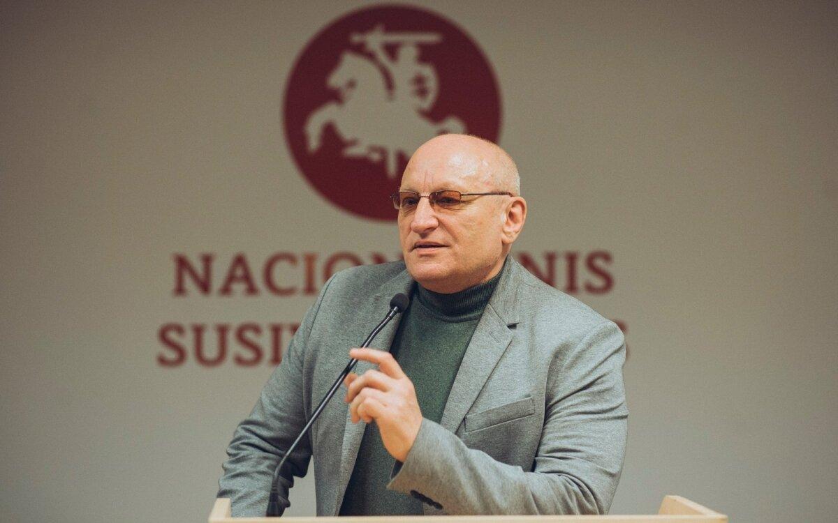 Algimantas Rusteika. Patriotų vienybės klausimu - DELFI