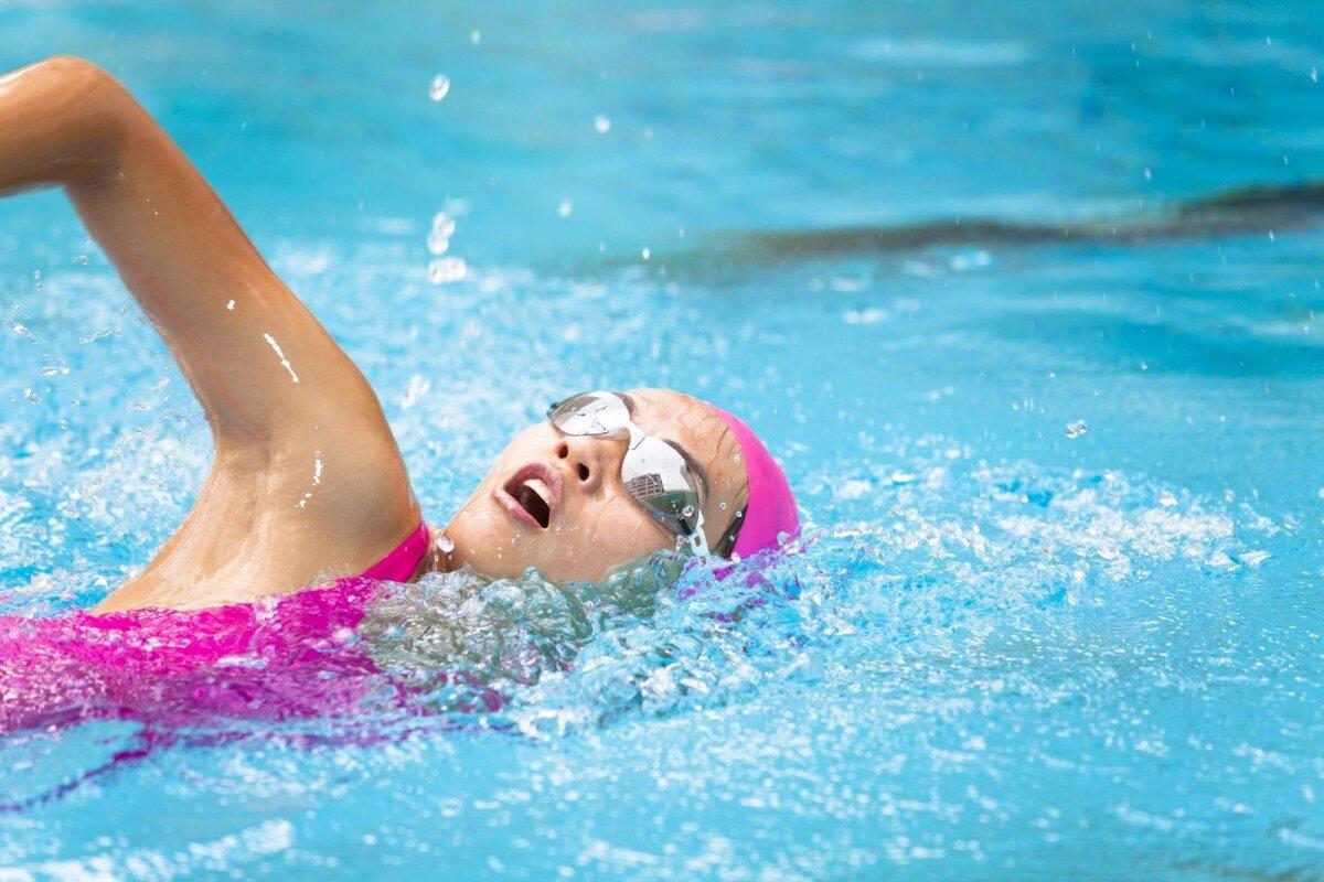 plaukimas dėl hipertenzijos