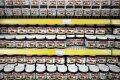 """Kai kurios parduotuvės Italijoje atsisakė prekiauti šokoladiniu riešutų kremu """"Nutella"""""""
