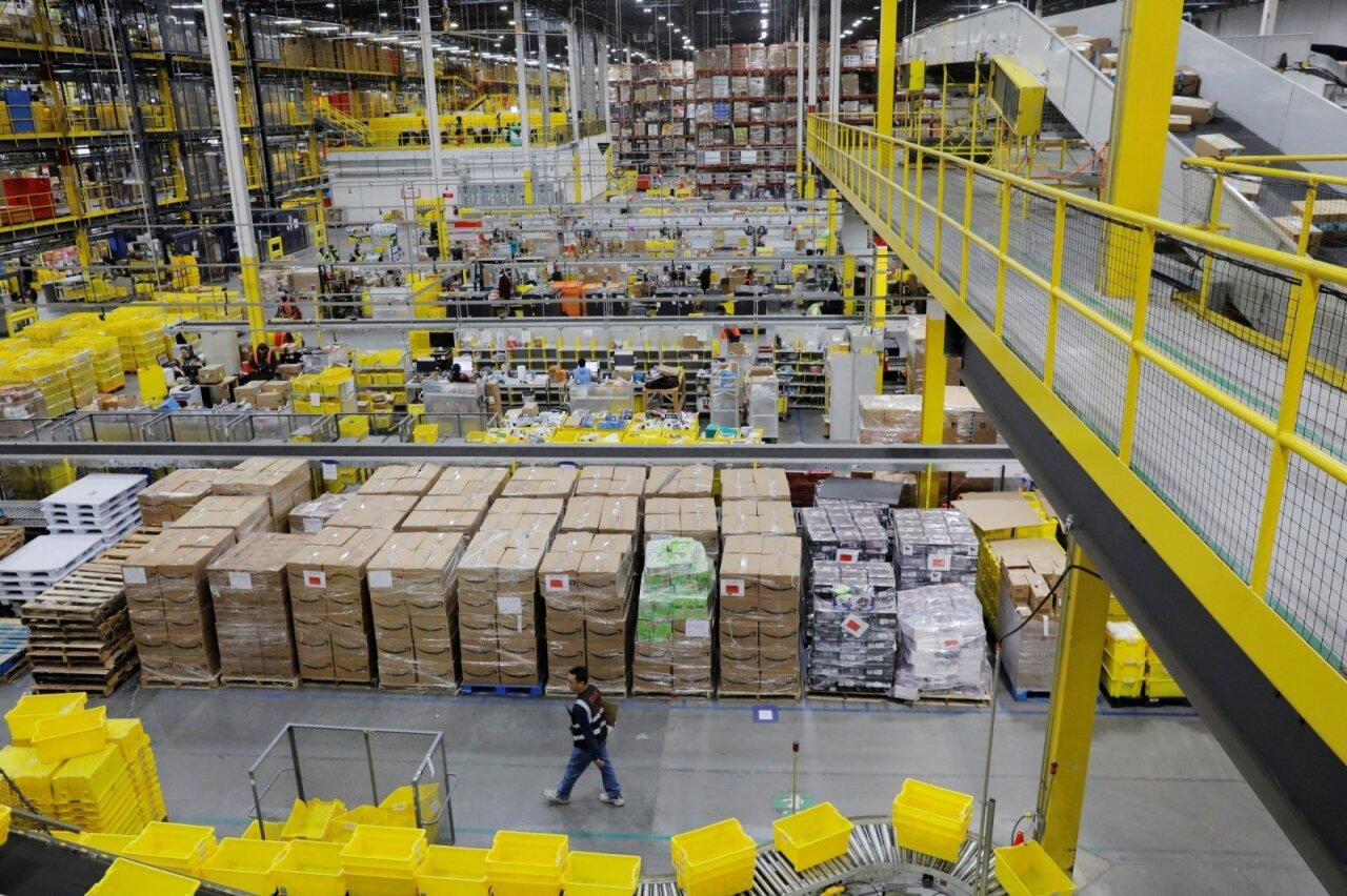 kaip veikia amazonės prekyba sistema