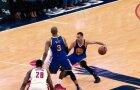 NBA naktis: traumos, tritaškiai ir trigubi dubliai
