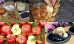 Pirštelius aplaižysite: aguoninis obuolių pyragas