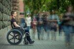 JAV komikas Z. Anneris: cerebrinis paralyžius - ne didžiausia mano problema