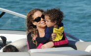Mariah Carey išvadinta bloga mama dėl vienos savo nuotraukos su vaikais