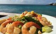 Vietnamietiški opusai: kaip organizmą veikia delno dydžio krevetės ir kitos jūros gėrybės