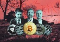 uždėkite bitcoin iš coinbazės iki krakeno)