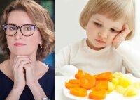 Mano vaikas nieko nevalgo: šis veiksmų planas padės net išrankiausią valgytoją paversti sveiko maisto mėgėju
