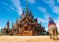 50 priežasčių atostogauti Tailande