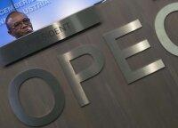 Pirmadienį planuotas OPEC+ pasitarimas gali būti atidėtas kelioms dienoms