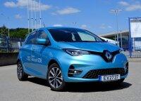 """Naujo """"Renault Zoe"""" testas: koks turi būti optimalus elektromobilis?"""