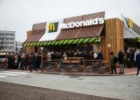 "Marijampolėje atidarytas ""McDonald's"" restoranas"
