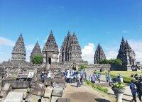 Lietuvių kelionė į Indoneziją: atvyksti pažiūrėti egzotikos, o staiga pats tampi egzotika