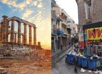 Lietuviai įspėjo į Graikiją keliaujančius tautiečius: net dienos metu nepraraskite budrumo