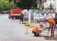 Seimas pritaria, kad didesnė dalis surinkto degalų akcizo būtų skiriama kelių priežiūrai