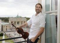 Smuiko virtuozas Davidas Garrettas į Lietuvą grįžta su dešimtmečio programa