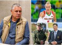 Traukti iš balos Lietuvos moterų krepšinį – užrūstinus Lukašenkos parankinį ir atsakius kinams