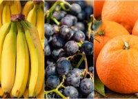 Kaip tinkamai laikyti vaisius, kad šie greit nesugestų arba kaip reikiant prinoktų