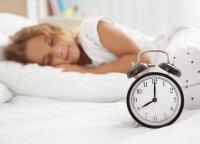 Kaip lengviau rytais pažadinti vaikus: kineziterapeutė ragina atsisakyti kelių įpročių vakare