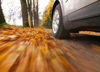 Kad ruduo nevirstų ašarų pakalne: ką turi žinoti kiekvienas vairuotojas?