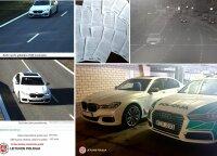 Nuo baudų pasislėpti nepavyks: policijai įkliuvo 36 kartus greitį viršijęs BMW vairuotojas