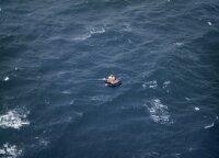 Laimingas nelaimėlis: plaukti nemokantis vyras 133 dienas išgyveno atvirame vandenyne