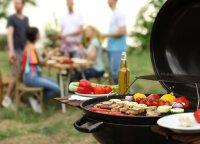 Valgymo lauke sezonas prasideda: maisto ekspertai siūlo išmėginti šį tą naujo