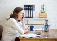 Tyrimas parodė aiškų įmonių darbuotojų paveikslą: kiek darbą imituoja, o kiek iš tiesų dirba