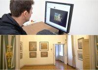 Vertingiausias Lietuvos muziejų ekspozicijas bus galima aplankyti neiškeliant kojos iš namų