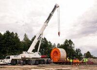 Šiauliuose rengiamasi įjungti naują galingą transformatorių
