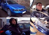Lietuviai sugalvojo sau iššūkį – nori nusipirkti BMW M5 už 500 eurų